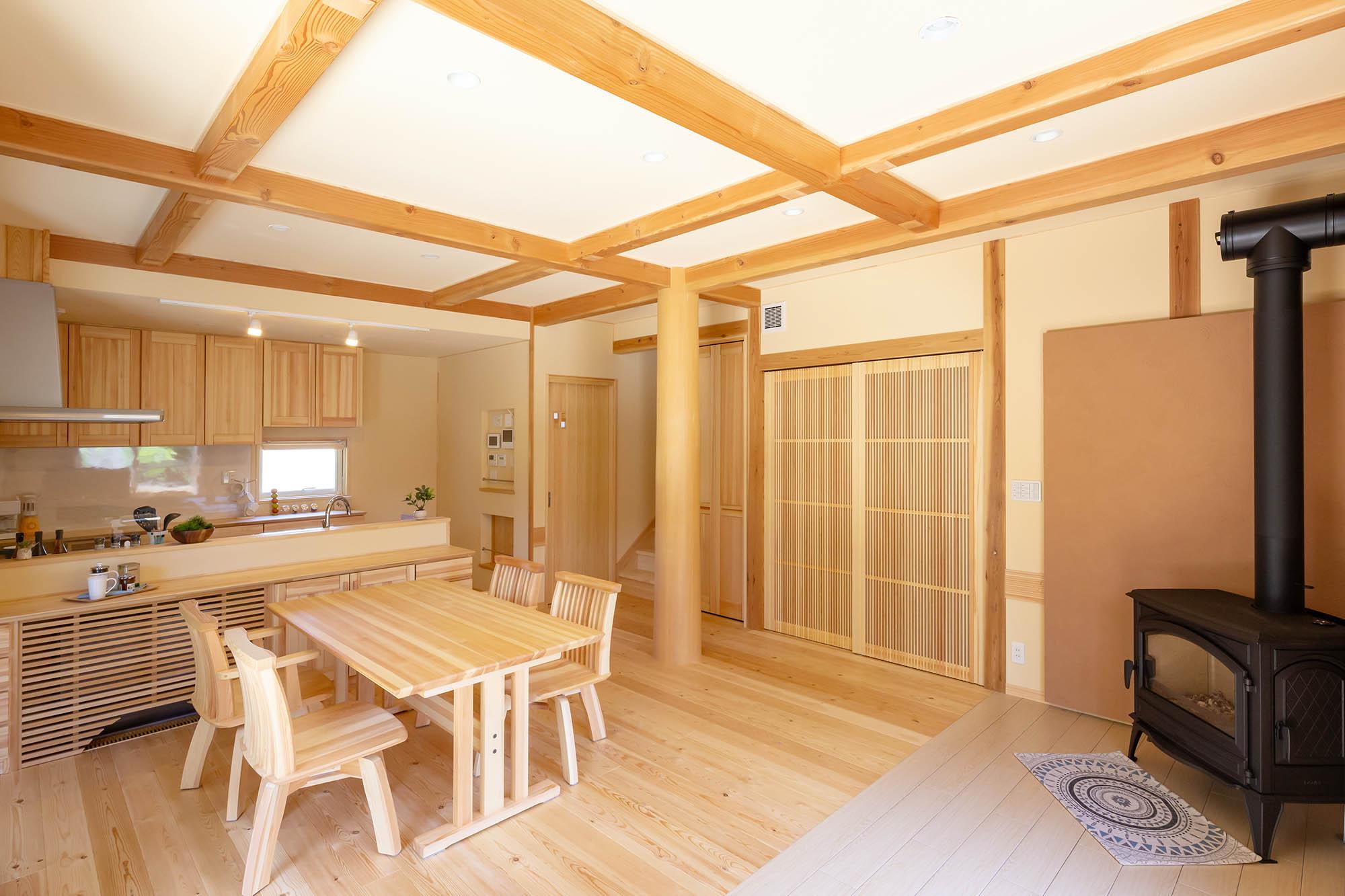 石井建築設計事務所のモデルハウス
